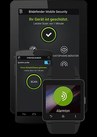 Bitdefender Mobile Security 6 Monate kostenlos (Android)