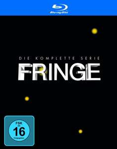 Fringe - Die komplette Serie 39,97€ /  56,97€ (DVD/Bluray) DEUTSCH @ amazon.de