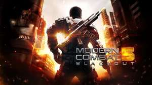 Modern Combat 5 Kostenlos in der Xperia Lounge