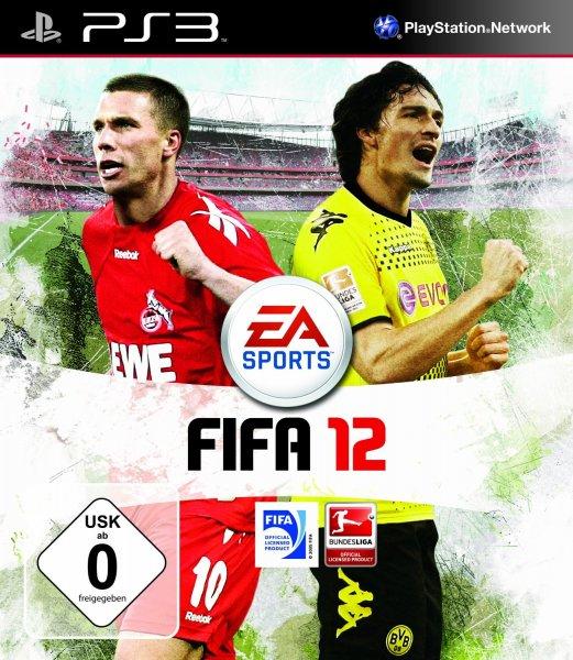Fifa 12 Playstation 3 Amazon WHD Prime für 0,37€