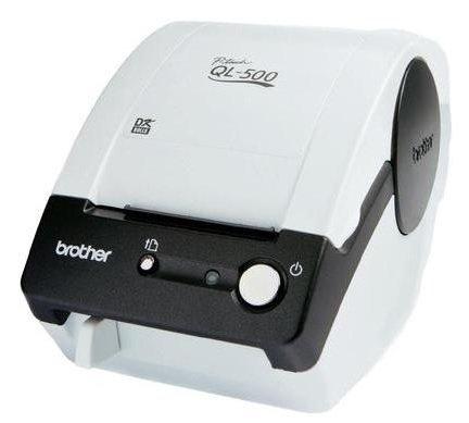 Conrad - Etikettendrucker Brother QL-500BW - 25 Euro - VSK-frei