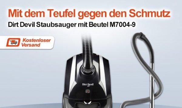 Dirt Devil M7004-9 Beutelstaubsauger für 34,99€ inkl. Versand bei Digitalo