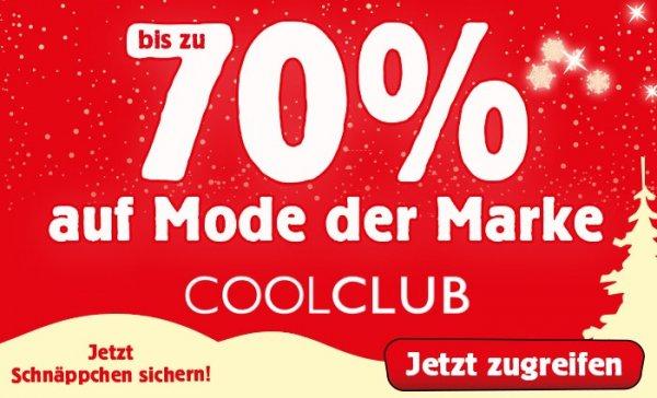 [SPIELEMAX] 50% auf Kinderkleidung der Marke Cool Club (Bundesweit) - online bis 70%