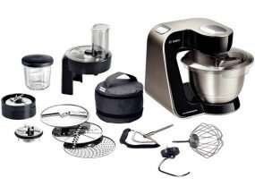 Bosch MUM57B22 Home Professional Küchenmaschine mit sehr viel Zubehör für  € 279,00 statt 348€