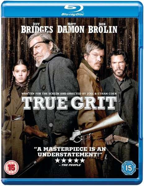 Blu-ray - True Grit (2010) für €4,59 [@Zavvi.com]