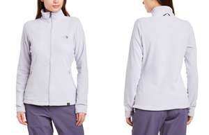 "The North Face™ - Damen Fleecejacke ""100 Glacier Full Zip"" (Dapple Grey) für €31,95 [@Asos.de]"