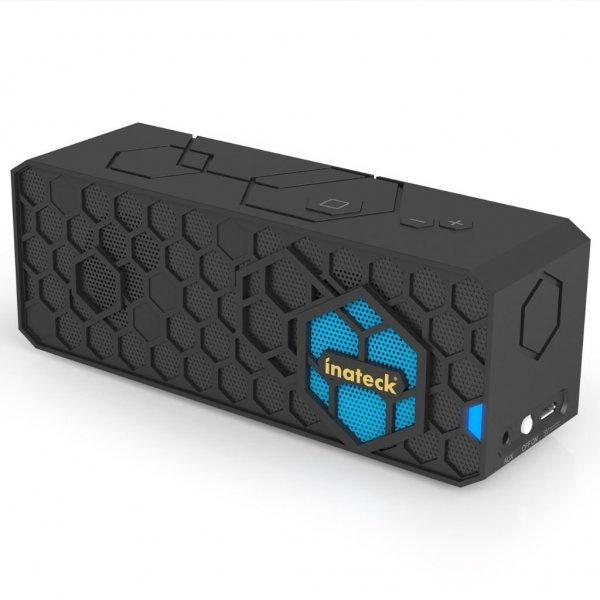 20 Euro Rabatt auf Inateck BTSP-10 Bluetoothlautsprecher bei Amazon (kostenlose Prime Lieferung)