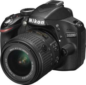 Nikon D3200 18-55mm Kit für 149€ @Redcoon