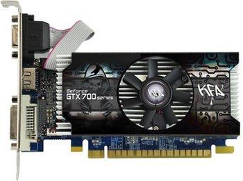 KFA² Geforce GTX 750 Ti OC 2048MB GDDR5 für 122,51€ bei MeinPaket