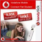 Vodafone Mobile Connect Flat Student inkl. Surf Stick für rechnerisch 9,95€ / Monat @handytick
