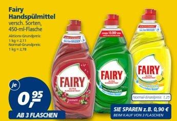 [REAL BUNDESWEIT]KW 02: Fairy wieder für 7,5 Cent!!