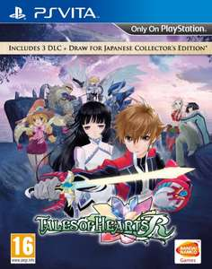 Tales of Hearts R Soma Link Edition für 30,90€ bei amazon.FR