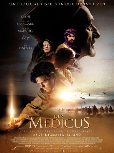 [ARD Mediathek] Der Medicus kostenlos anschauen und downloaden