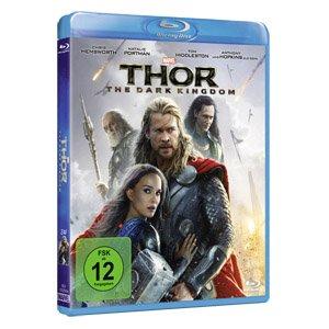 [Real Online] Thor - The Dark Kingdom 2D Blu-ray