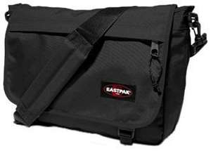 Amazon Prime: Eastpak Messenger Bag Delegate - 20 Liters - Farbe Black -  Nur 24,90 €