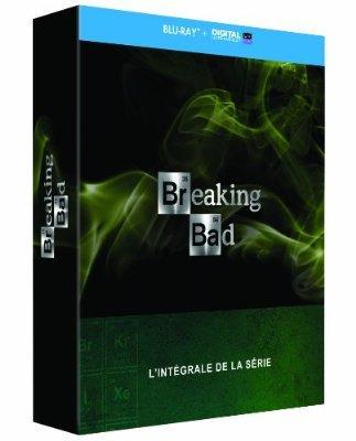 Amazon.fr Breaking bad komplette  serie bluray 80.53 inkl versand