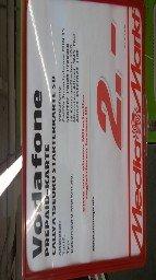 Vodafone D2 Callya karte lokal @ Mediamarkt Esslingen