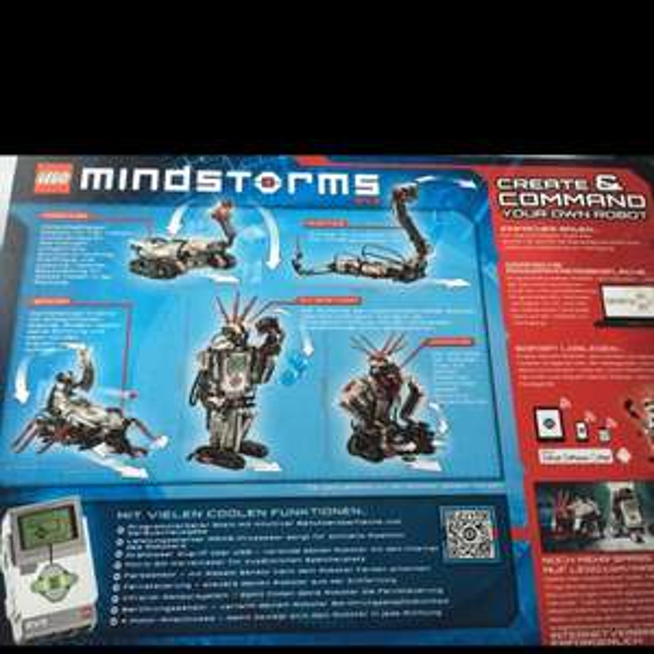 Metro - Lego Mindstorms EV3 31313
