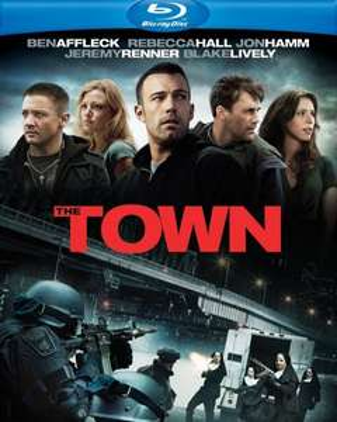 Blu-ray - The Town für €5,33 (15 Prozent auf alle Blu-rays) [@Wowhd.se]
