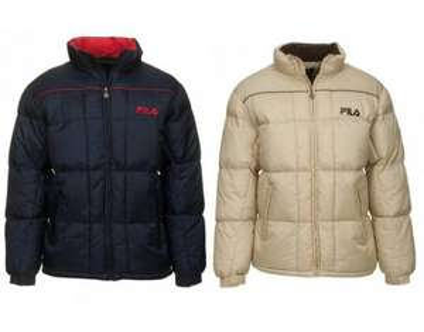 Fila Herren Outdoorjacke Winter-Jacke 21,99€ @MP