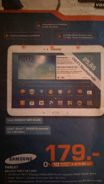 Samsung Galaxy Tab 3 Wifi 179 Euro [Lokal!?!Hannover]