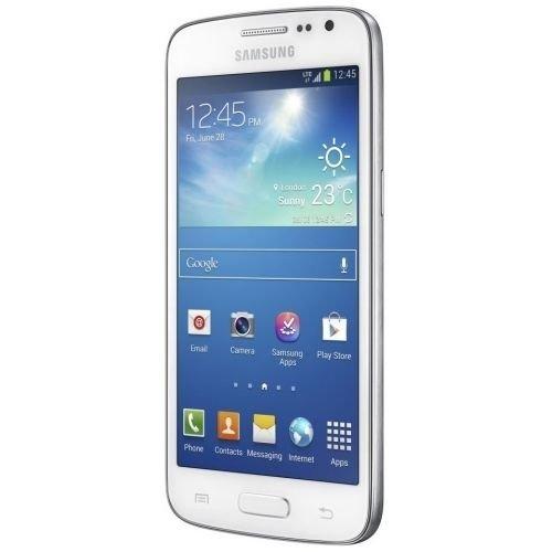 "Samsung Galaxy Express II 2 SM-G3815 Smartphone in weiß, 4,5"" PLS TFT (245 ppi), LTE, 5 Mpx, 2x 1,7 GHz, 1,5 GB RAM, 8GB, (eBay WOW)"