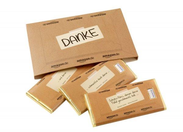 """[Amazon] Heilemann """"Danke, lieber Nachbar"""" Schokoladen-Päckchen gratis zur Amazon Bestellung bis 31.01.15!"""