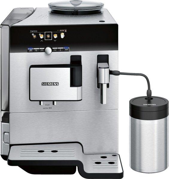 Siemens EQ. 8 series 900 TE809511DE für 1111 Euro (Idealo: 1524 Euro) am 4.1. ab 9 Uhr [brands4friends]