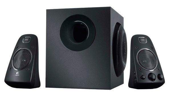 Logitech Z623 2.1 Soundsystem @Mediamarkt UVP 179€