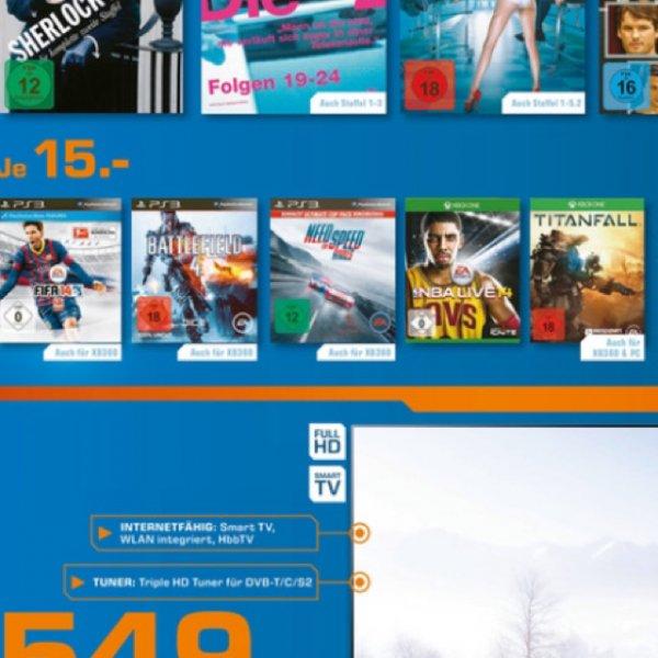 Titanfall Xbox One Saturn (BERLIN Prospekt)