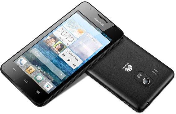 Huawei Ascend G525 Dual-SIM Smartphone (11,4 cm (4,5 Zoll) Display, 5 Megapixelkamera, 4 GB Interner Speicher, Android 4.1) Schwarz (ab €66,77) @Amazon Warehouse Deals