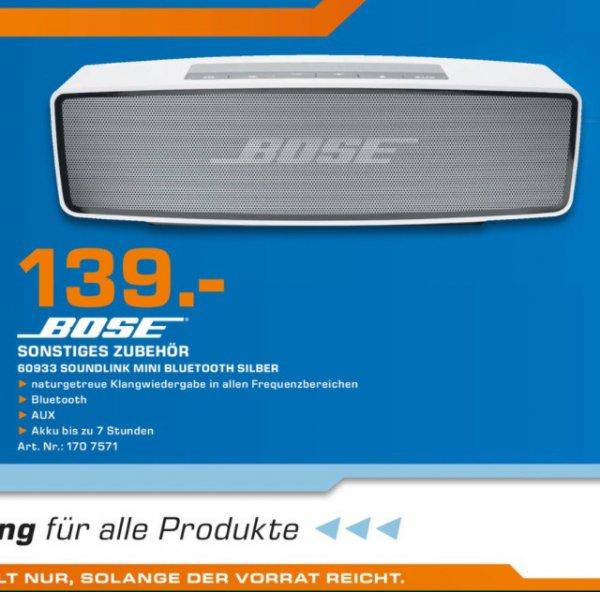 [Lokal Saturn Mannheim N7] Bose Soundlink Mini