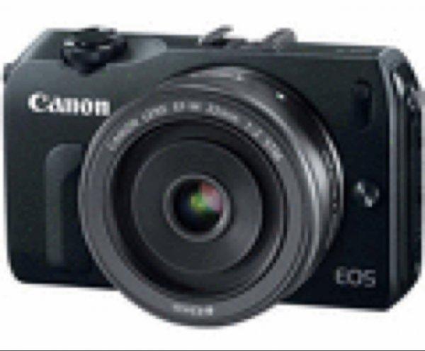 Canon EOS m 22mm Pancake Kit - Prime