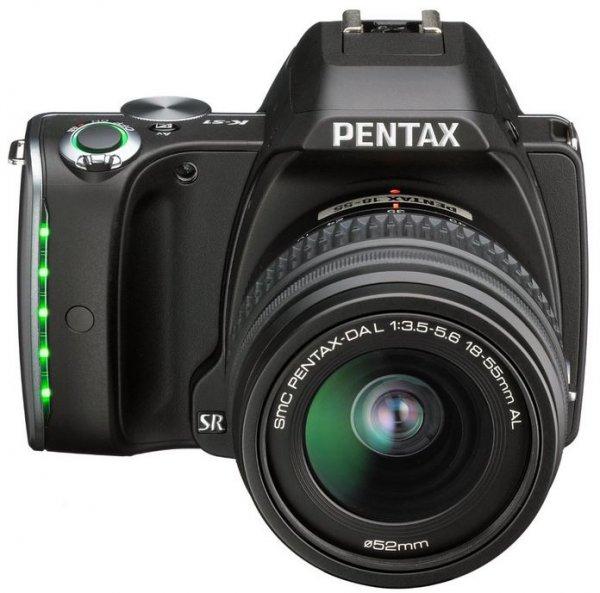 Pentax K-S1 – 20 MP SLR Kamera + 50 mm Objektiv