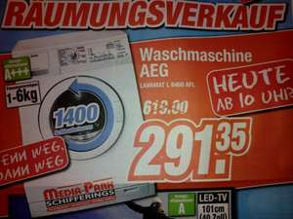 AEG LAVAMAT 6460 AFL [lokal Düsseldorf]