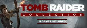 Tomb Raider Collection [Humble Shop]