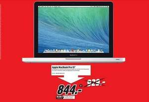 "[Media Markt Berlin] MacBook Pro 13"" mit Laufwerk (MD101)"
