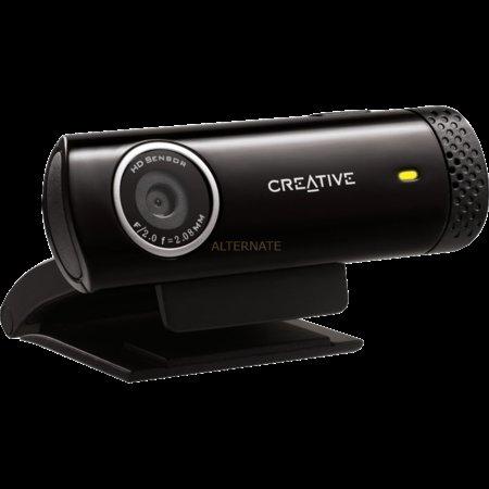 "Creative Webcam HD-Ready ""Live! Cam Chat"" bei ZackZack"