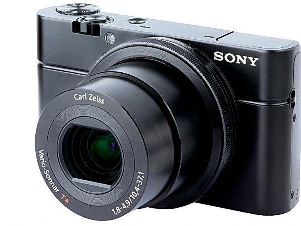 (Lokal München_Saturn) Sony RX100