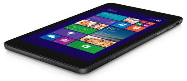 """Dell Venue 8 Pro 64GB eMMC Wi-Fi + 3G schwarz """"Gebraucht Sehr gut"""" 232,99 € inkl. Versand bei rebuy"""