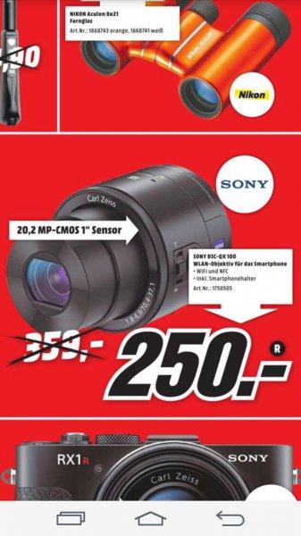 Sony Cyber-shot DSC-QX100 [Lokal Ingolstadt?]