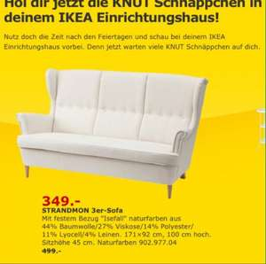 Ikea Knut Couch retro look 349€
