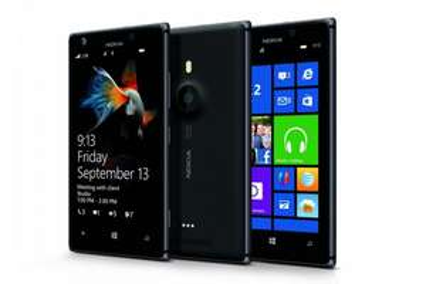 Lumia 925 - Saturn/Frankfurt Main
