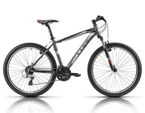 Mountainbike Cube Aim 26 anthrazit´n´white´n´black @ bike discount