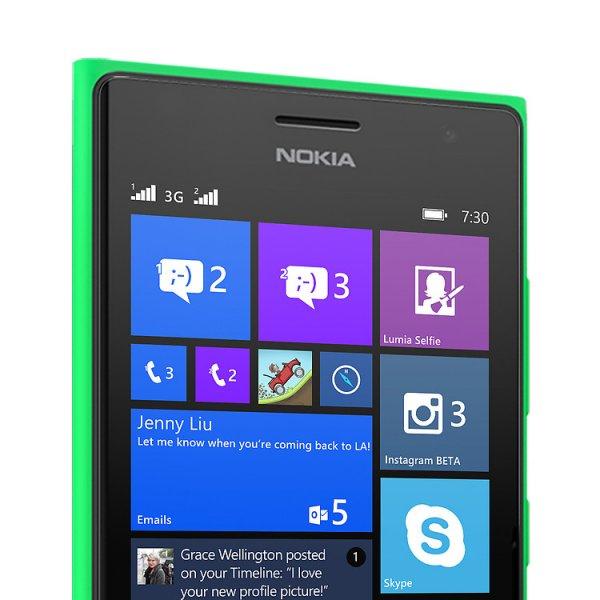 Lokal - Saturn Mall of Berlin - Nokia Lumia 730 Dual-Sim - noch viele da!