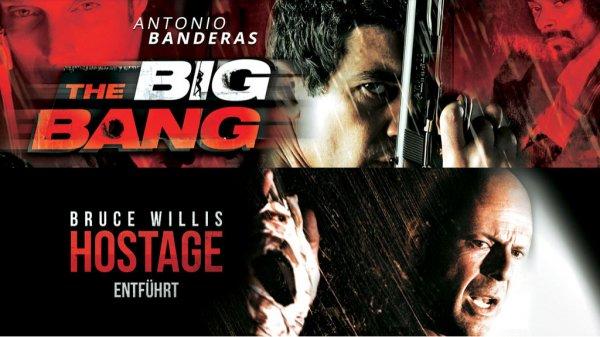 """[Netzkino.de] 2 Filme: """"The Big Bang"""" und """"Hostage – Entführt"""" GRATIS (statt 3,99€)"""