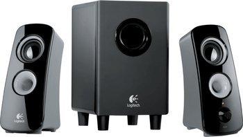 [lokal Saturn Raum Stuttgart] Logitech Z323 - einfache 2.1 Lautsprecher für 15 € (4,5*-Bewertung bei Amazon)