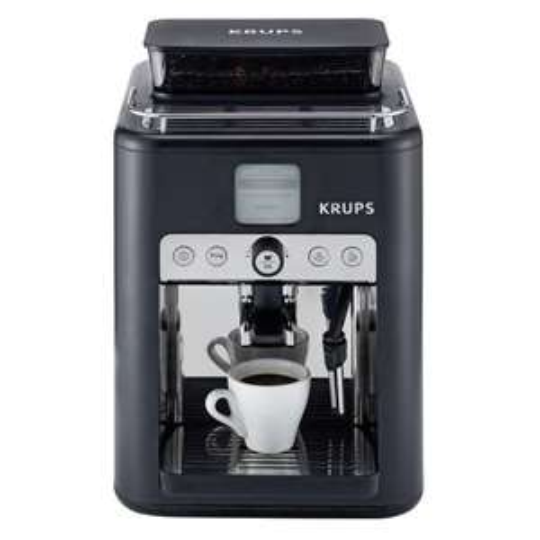 [FAMILA XXL] Krups EA 6990 Espresso-/Kaffee-Vollautomat mit Display für nur 199,00€ (Ebay:250€ || Idealo:320€)