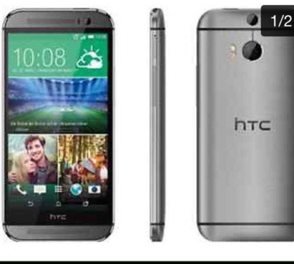 HTC One M8 in grau 16GB, LTE, Simlockfrei 299,51€ (B-Ware)