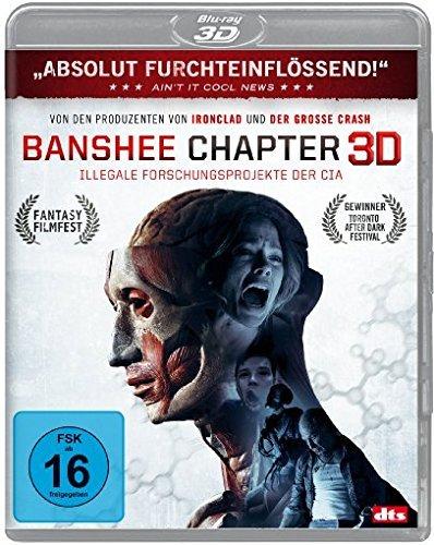 [Amazon Prime] Banshee Chapter - 3D Blu-Ray